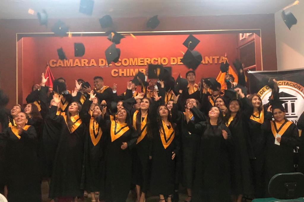 Graduados Ceprebanko